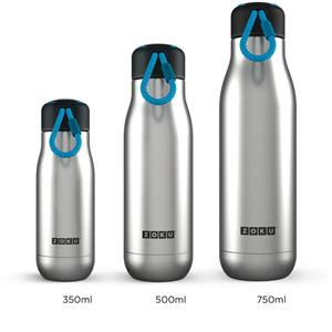 Kunzi Stainless Steel Bottle