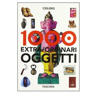 Fastbook 1000 Extra/ordinari Oggetti