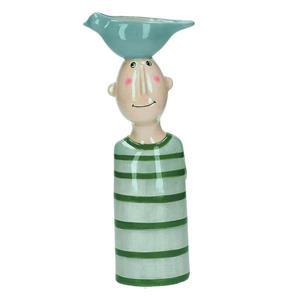 Rituali Domestici Vaso Decorativo Arturo Irobinson