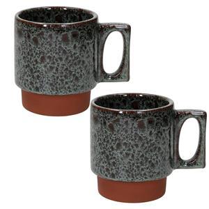 Fontebasso Set 2 Mug Valeriana