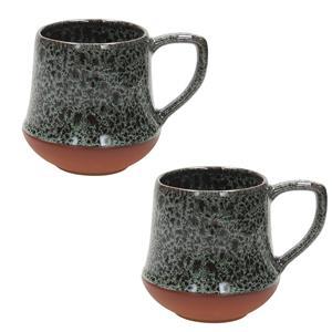 Fontebasso Set 2 Mug Angelica