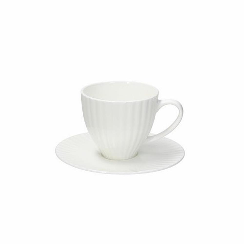 FONTEBASSO TAZZA THE RADIUS WHITE