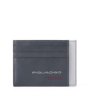 Piquadro Porta Carte Di Credito Con Protezioneanti-frode Rfid Urban