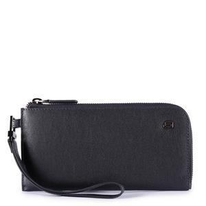 Piquadro Portafoglio Portasmartphone Con Manico Black Square