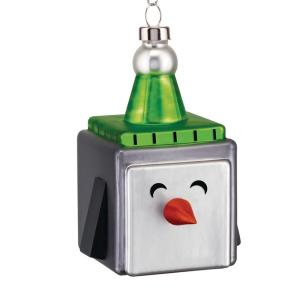 ALESSI DECORAZIONE CUBIK PENGUIN