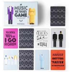 See Alto Music Memory Game Printworks