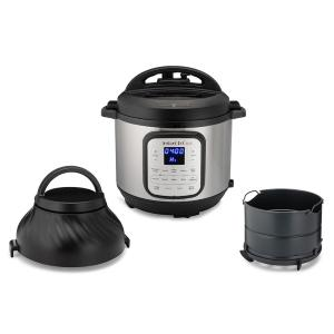 Kunzi Instant Pot Duo Crisp & Air Fryer 8l