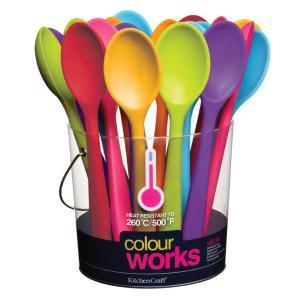 Kitchen Craft Cucchiaio Da Cucina Colourworks