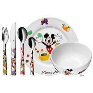 Wmf Servizio 6 Posate Bimbo Mickey Mouse