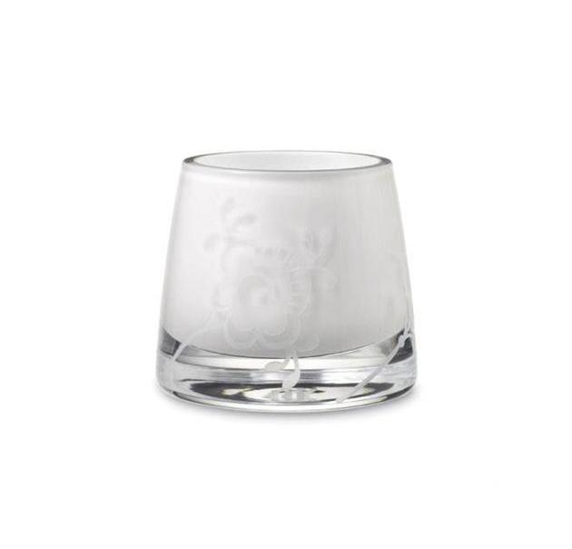ROYAL COPENHAGEN PORTA TEALIGHT GLASS COLLECTION