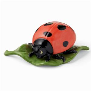 ROYAL COPENHAGEN COCCINELLA PORTAFORTUNA